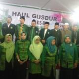 Pengurus DPC PKB Kota Malang yang dikukuhkan periode 2018-2019 (Anggara Sudiongko/MALANGTIMES)