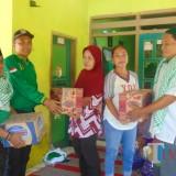 Sembari Berbagi, PPP Temui Warga Di Daerah Bencana Rowokangkung