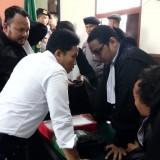 Ketua Pemuda Pancasila : Proses Hukum Budi Pego Terkait Logo Palu Arit dalam Spanduk Demo