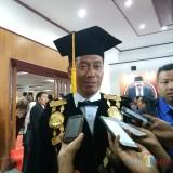 Rektor UMM Dr. H.�Fauzan, M.Pd (foto: Imarotul Izzah/Malang Times)