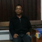 Galih Sumantri, pengemudi Bus Radiance ditetapkan sebagai tersangka dalam kasus kecelakaan maut
