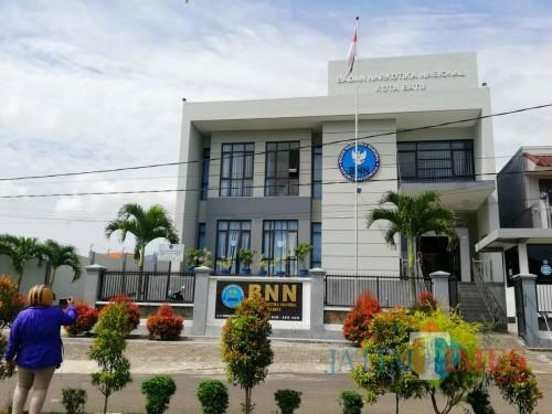 Klinik BNN Kota Batu yang menjadi salah satu lokasi rehabilitasi bagi para pecandu narkotika yang ingin sembuh. (Foto: Nurlayla Ratri/MalangTIMES)