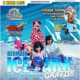 Pesta Tahun Baru di Malang Night Paradise? Gratis Main di Ice Park