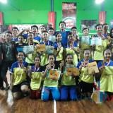 Tim PB Djagung ketika mengikuti Kejurkot di Kota Malang (PB Djagung for MalangTIMES)