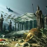 Foto ilustrasi kota bawah laut, The Lost City of Atlantis (Documentary Tube)