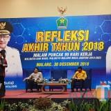 Perdana, Kota Malang Inisiasi Perda Pembagian Tugas Wali Kota dan Wakil Wali Kota