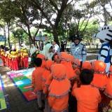 Program Seruni Dishub Kabupaten Malang dalam memutus rantai pelanggaran dan kecelakaan lalu lintas (Nana)