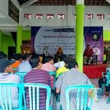 Seminar Kepemudaan yang digelar Karang Taruna Desa Darungan.(Foto : Team  BlitarTIMES)