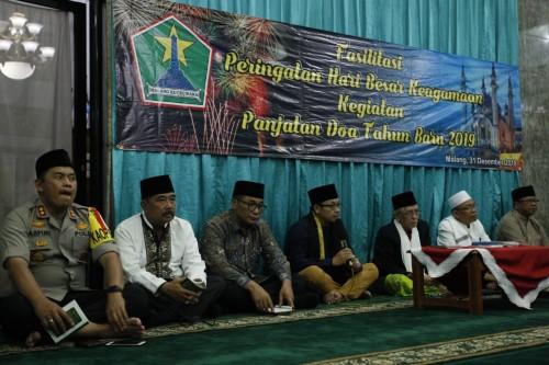 Tutup tahun, Pemerintah Kota Malang gelar doa bersama