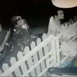 Pelaku yang terekam CCTV (Anggara Sudiongko/MalangTIMES)