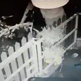 Potongan video saat kedua pelaku mencuri sepeda (Anggara Sudiongko/MalangTIMES)