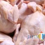 Daging ayam (foto: Nana/MalangTIMES)