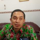 Dindin Ali Nurdin, sekretaris Disdik Kota Blitar.(Foto : Aunur Rofiq/BlitarTIMES)