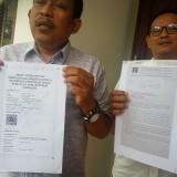 Erpin Yuliono (kiri) kuasa hukum PPLP PT PGTI Christea (Anggara Sudiongko/MalangTIMES)