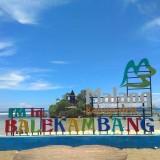 Pantai Balekambang sepi pengunjung (Ist)