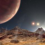 Planet HD 188753 AB (Foto: nasa.gov)