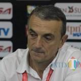 Arema FC Kemungkinan 'CLBK' dengan Milomir Seslija