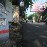 Pal atau Tanda jarak 0  Kilo meter Kota Probolinggo (Agus Salam/Jatim TIMES)