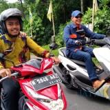 Kepala DPKPCK Kabupaten Malang Wahyu Hidayat (kanan) saat acara Gema Desa (DPKPCK for MalangTIMES)