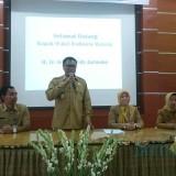 Wakil Wali Kota Malang Sofyan Edi Jarwoko (Foto: Imarotul Izzah/Malang Times)