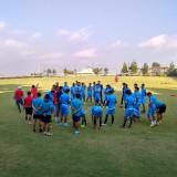 Satu Pemain dan Satu Pelatih Absen di Latihan Perdana Arema FC