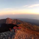 Ilustrasi  gunung angker (daftar populer)