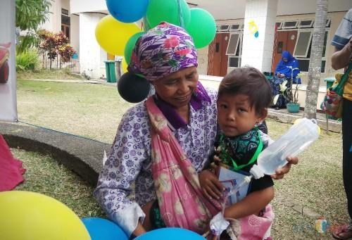 Ilustrasi pasien anak-anak yang tengah dirawat di salah satu rumah sakit di Kota Malang. (Foto: Nurlayla Ratri/MalangTIMES)