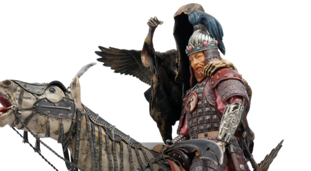 Tamerlane, Kaisar Timurid