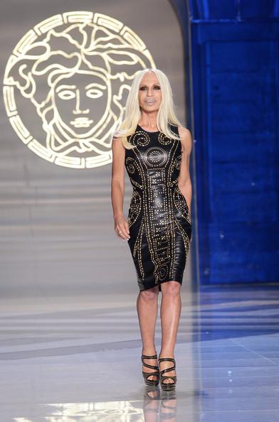 Donatella Versace (Foto: Zimbio)