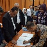 Suasana sidang non Litigasi di Jakarta