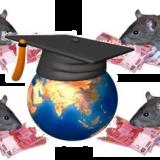 Ilustrasi tikus-tikus di dunia pendidikan (Ist)