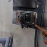 Korsleting listrik pemicu kebakaran di salah satu bengkel karoseri di Kota Batu. (Foto: BPBD Kota Batu for BatuTIMES)