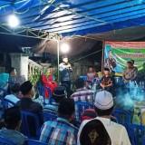 Sosialisasi program Gaster dan Satgas Keamanan Desa Purwosono. (Foto: Pawitra/JatimTIMES)