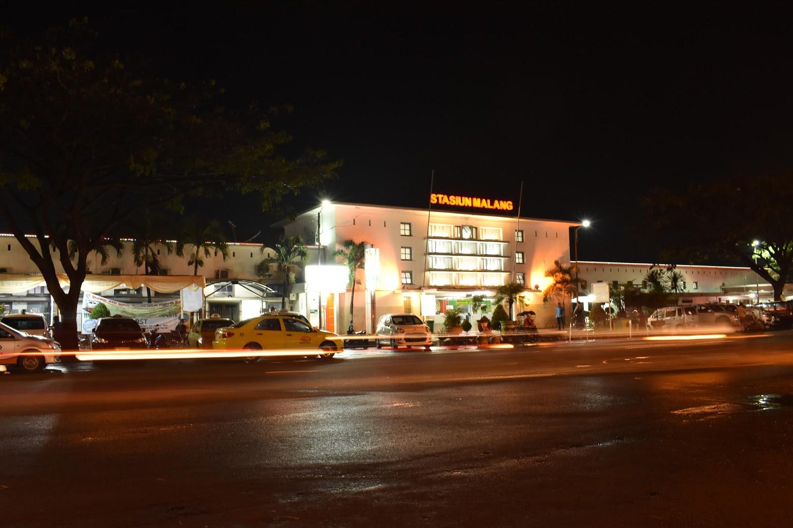 Stasiun Kotabaru Malang (Infobatu.blogspot)