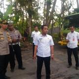 Sidak Bupati dan Kapolres Lumajang ke stock phile milik PT. Vivamas Adipratama Lempeni Tempeh (Foto : Moch. R. Abdul Fatah / Jatim TIMES)