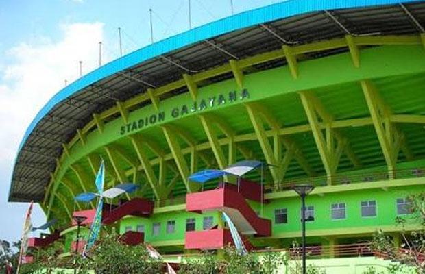 Stadion Gajayana setelah renovasi berkali-kali. (Foto: Google image)