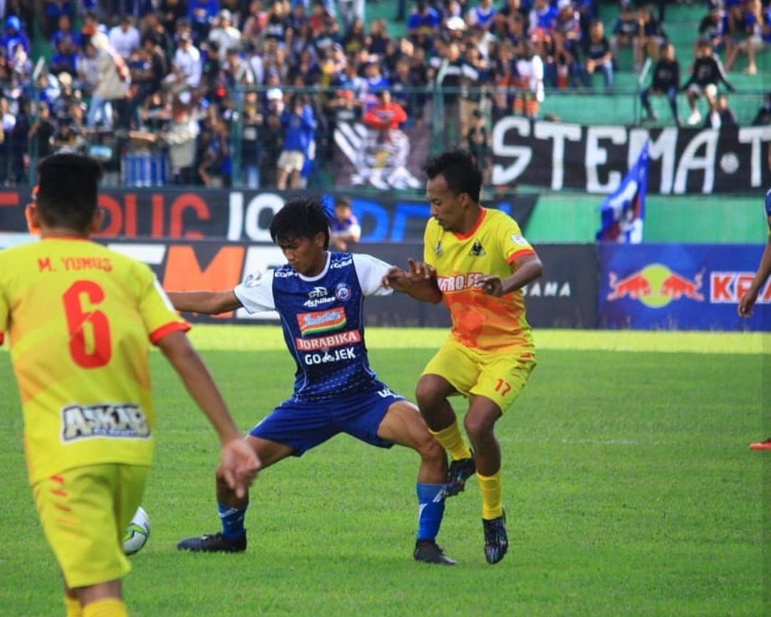 Gelandang muda Arema FC Jayus Hariono (instagram)