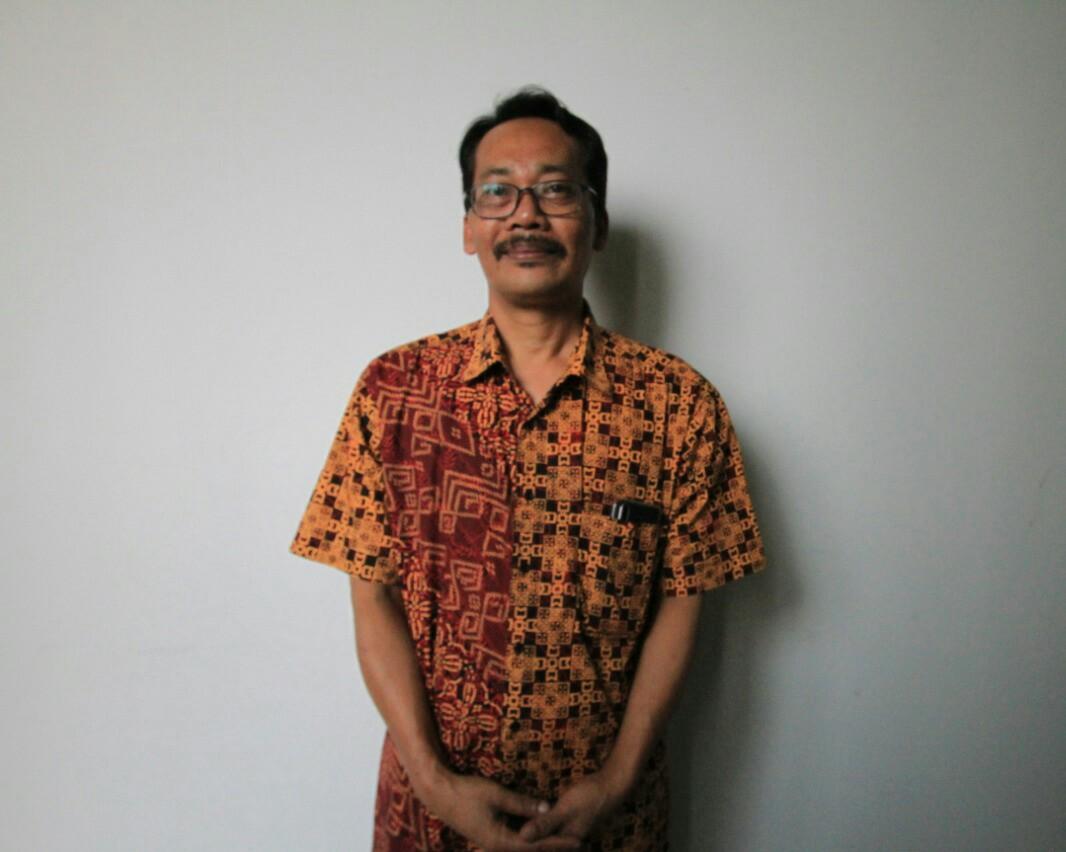 Guru besar baru UM Prof Dr Sutopo MSi (Foto: Humas)
