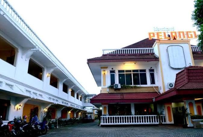Hotel Pelangi, saksi bisu perjuangan arek-arek Malang yang masih berdiri kokoh meski sempat hancur saat Agresi Militer Belanda tahun 1947. (Istimewa)