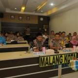 Rawan Penyelewengan, Polres Malang Kota Turun Awasi Penyaluran Bantuan Sosial