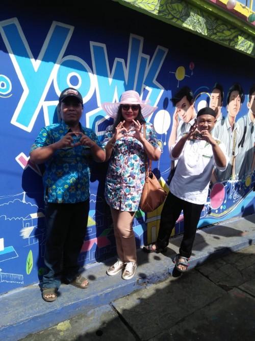 Pembinaan Kelompok Sadar Wisata di Kampung 3D (Humas Pemkot Malang for MalangTIMES).