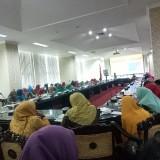 Sosialisasi SNMPTN/SBMPTN/nandiri di UM. (Foto: Imarotul Izzah/Malang Times)