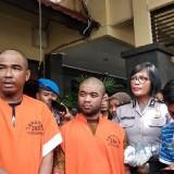 ASN Kota Malang berinisial YW yang ditangkap jajaran Polres Malang Kota bersama FM akibat membawa dan mengonsumsi sabu-sabu. (Foto: Dokumen MalangTIMES)