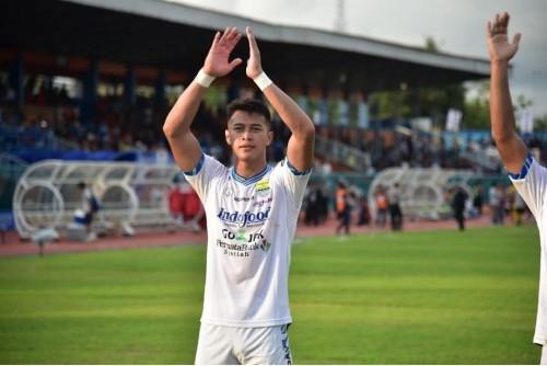 Bek muda Persib Bandung, M. Al Amin Syukur Fisabilillah (Sabil) (Instagram @sabilah19)