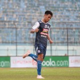 Gelandang muda Arema FC, Hanif Sjahbandi (instagram)