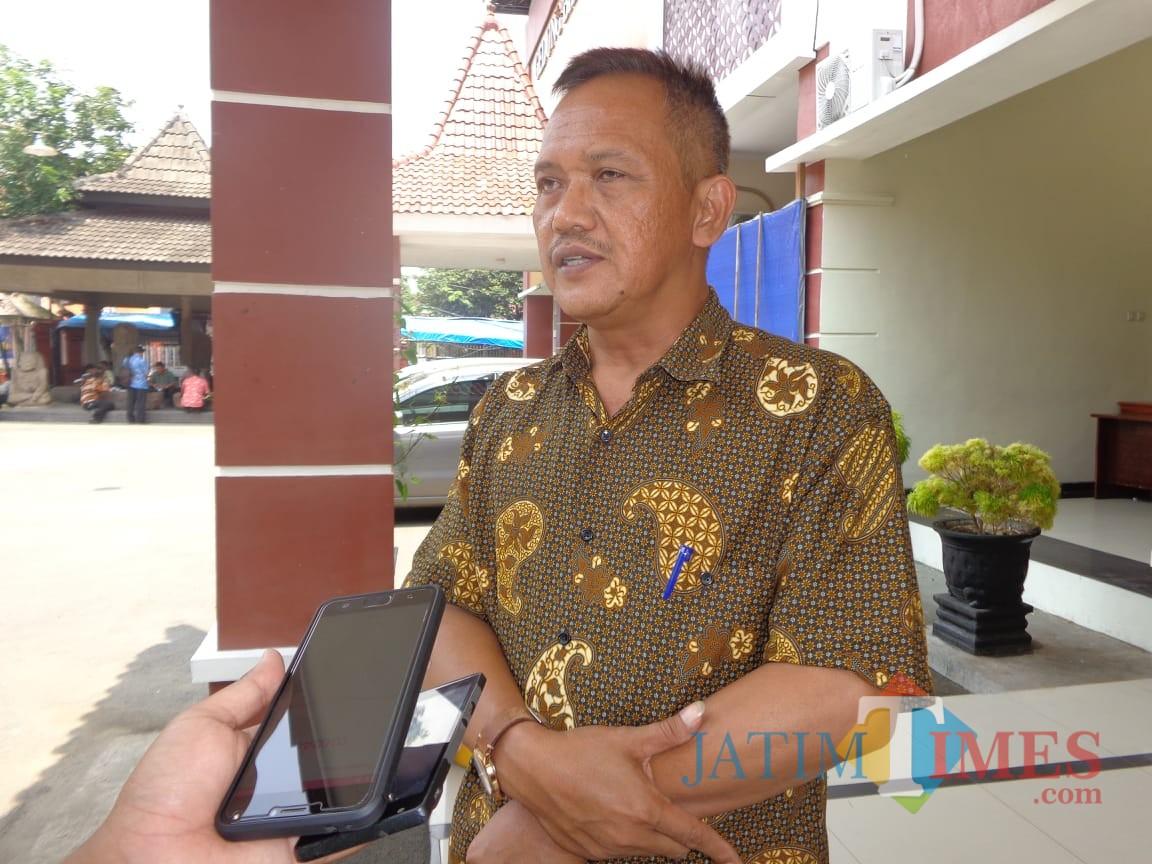 Kepala Dinas Perhubungan Trenggalek Sigit Agus Hari Basoeki (Foto : Rudi Yunirianto / TrenggalekTIMES)