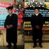 Dua guru besar UB yang baru, Prof. Dr. Ing. Setyawan Purnomo Sakti, M.Eng dan Prof. Dr. Ir. Moch. Sasmito Djati, M.S. (Foto: istimewa)