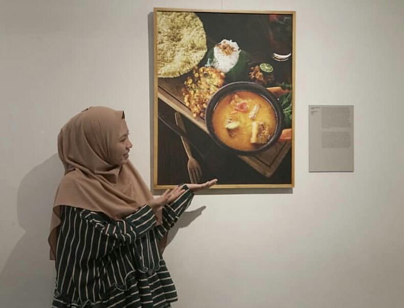 Food blogger Desy Bariyyatul Qibtiyah (ist)