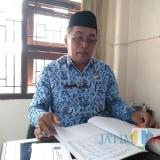 Kepala Bidang Pelayanan dan Rehabilitasi Sosial Dinsos Pemkot Blitar Muhenni.(Foto : Team  BlitarTIMES)