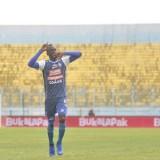 Playmaker Arema FC Makan Konate (instagram)